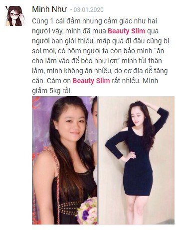 review beauty slim