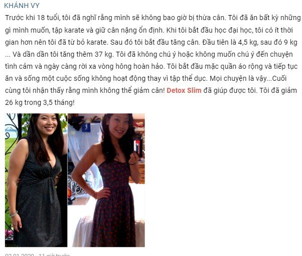 review detox slim