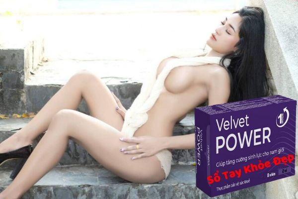 Velvet Power 1hour mua ở đâu